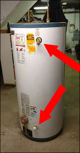 How Often You Should Flush Your Hot Water Heater Wilbur Henry